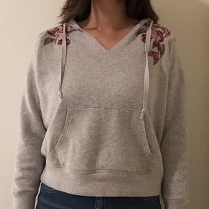 🔥 American Eagle Embroidered Hoodie